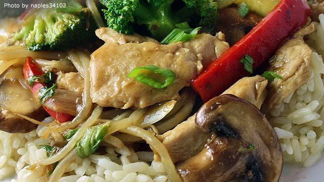 Asian chicken breast recipes easy