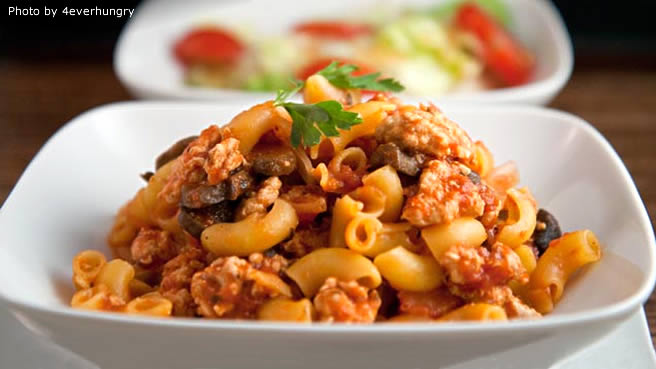 Turkey Goulash
