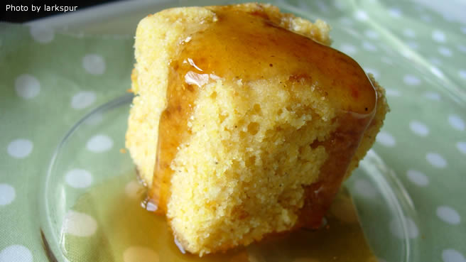Golden Sweet Cornbread