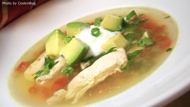 Tomatillo Soup RecipeAllrecipes.com
