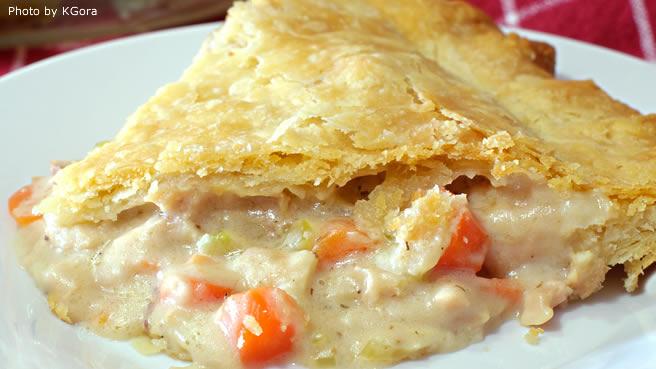 All recipes chicken pot pie ii
