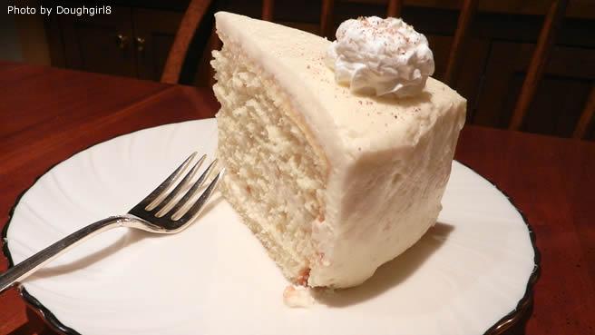 Deep South Eggnog Cake