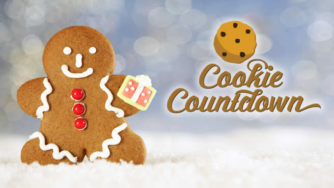 Allrecipes Cookie Countdown