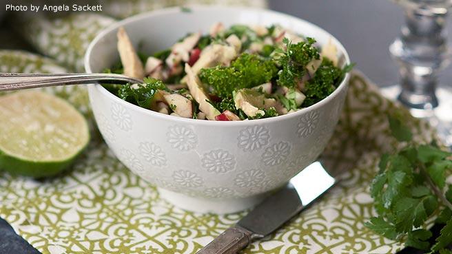 Melissa's Kale Salad