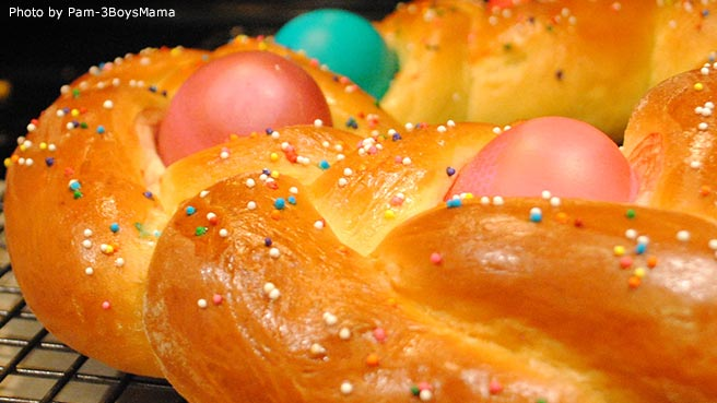 how to make egg bread recipe