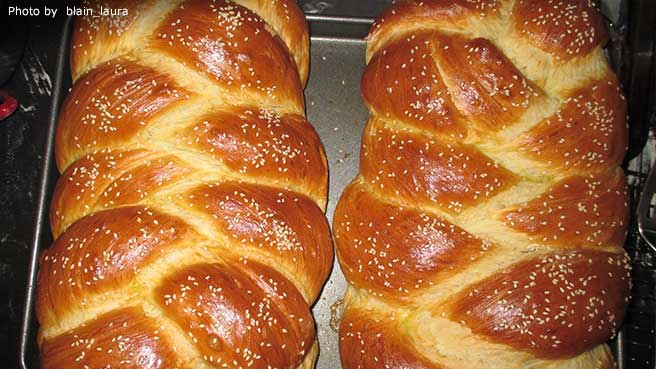 Miriam's Not-So-Secret Challah