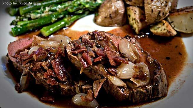 Easy beef tenderloin recipe