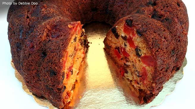 Grandma Leone's Fruit Cake
