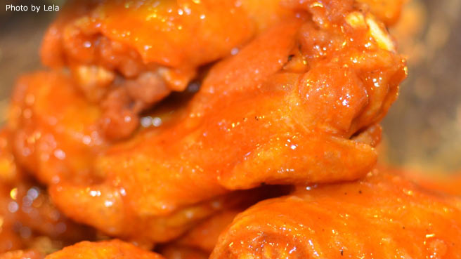 Tasty recipes for chicken wings
