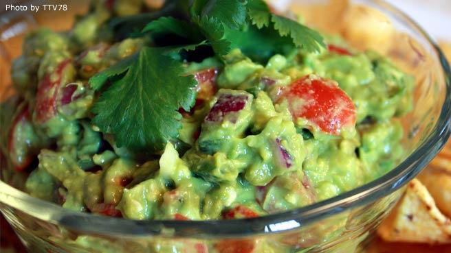 LuvAnn's Guacamole