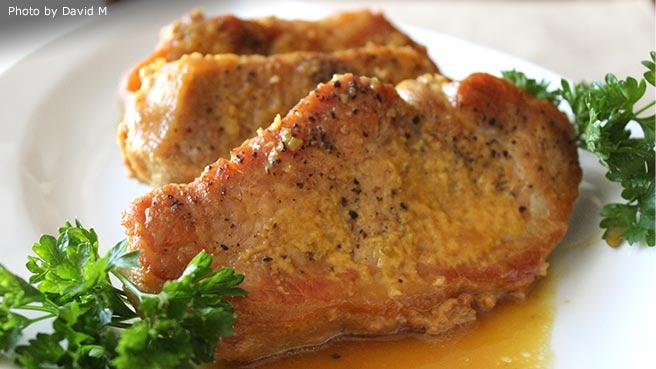 Low fat pork chop recipes uktv