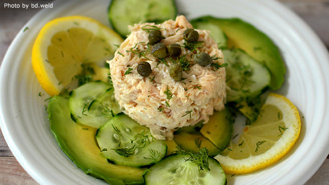 Healthy Canned Salmon