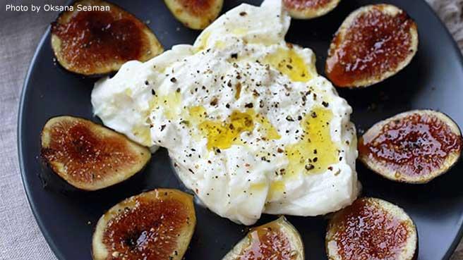 Fresh fig dessert recipes easy