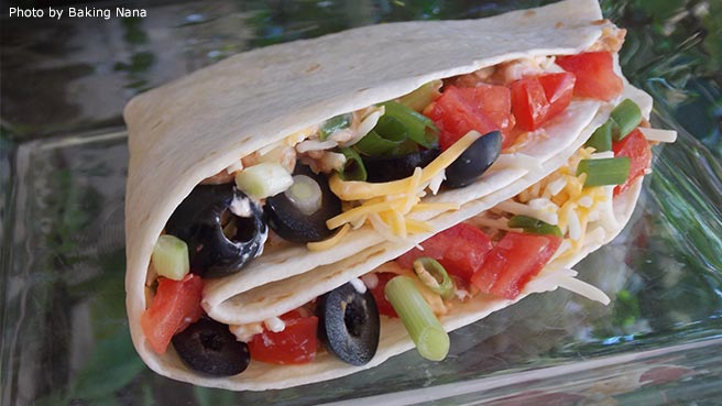 vegan bean taco filling see how to make a vegan bean filling for tacos ...