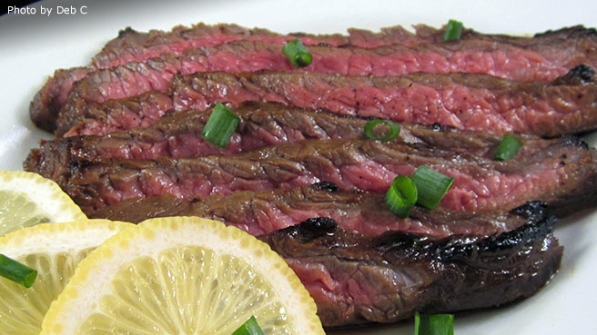 how to make beef steak