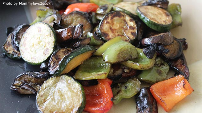 Easy grilled veggies recipes