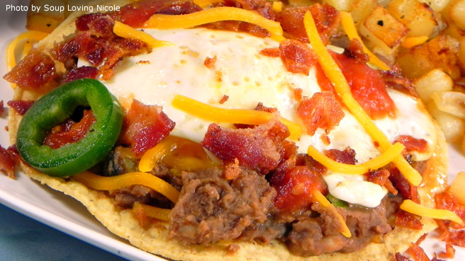 Authentic Huevos Rancheros