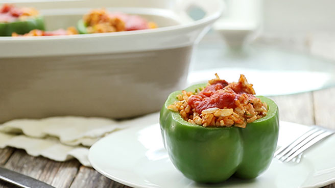 How to Make the Best Stuffed Peppers
