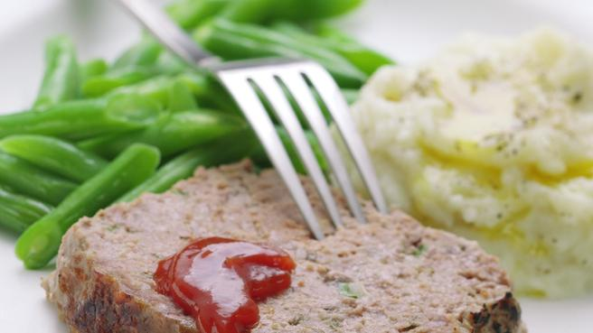 How to Make Meatloaf Healthier