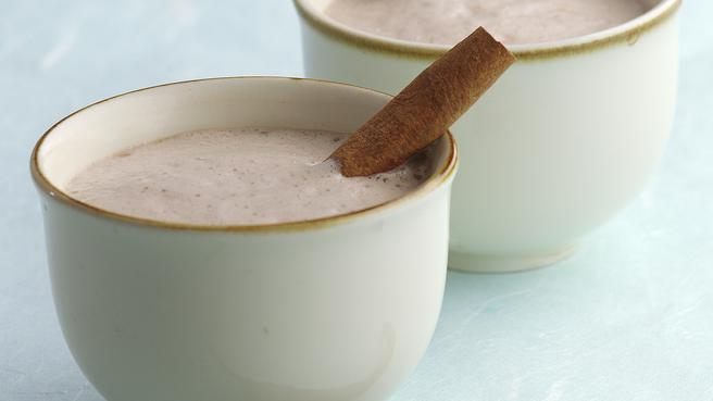 Healthy Hot Chocolate & Cocoa Recipes