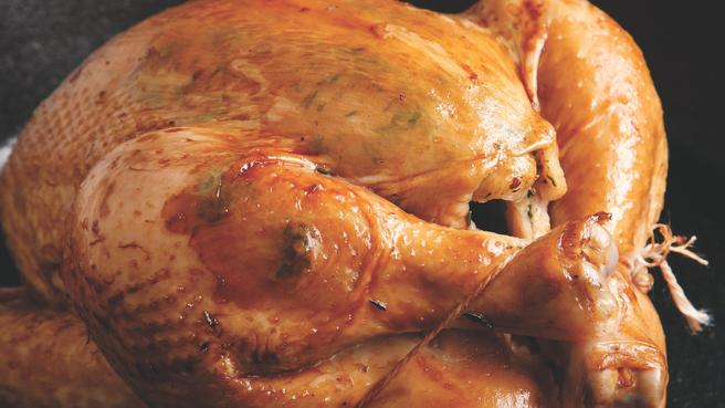 How to Carve a Whole Roasted Chicken
