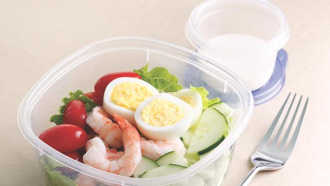 Healthy Lunch Salad Ideas for Work