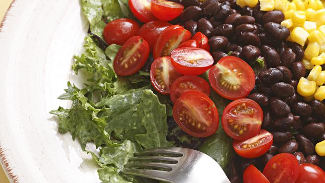Make a Southwestern Black Bean Salad