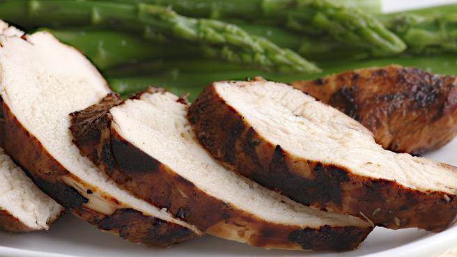 Balsamic Marinated Chicken