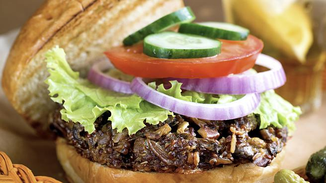 Healthy Burger Recipes Eatingwell
