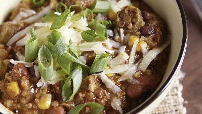 4 Tips For Perfect Healthy Chili