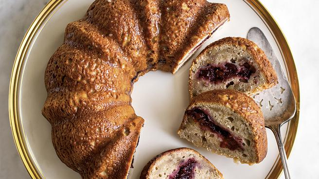 Cranberry Bundt Cake