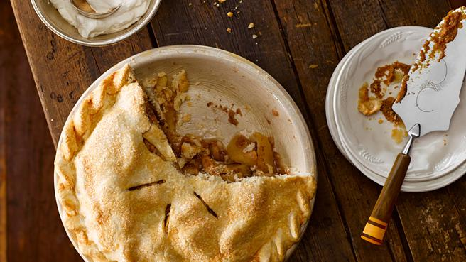 How to Make Pumpkin Pie Healthier