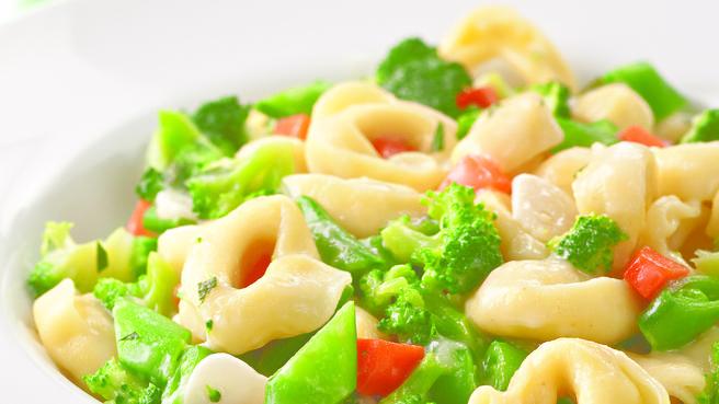 How to Make 25-Minute Tortellini