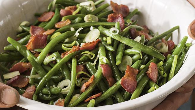 10 Crave-Worthy Green Bean Salad Recipes