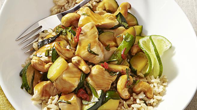 Healthy Thai Recipes for Weeknights