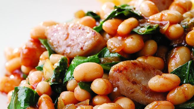 Quick Suppers with Canned Bean