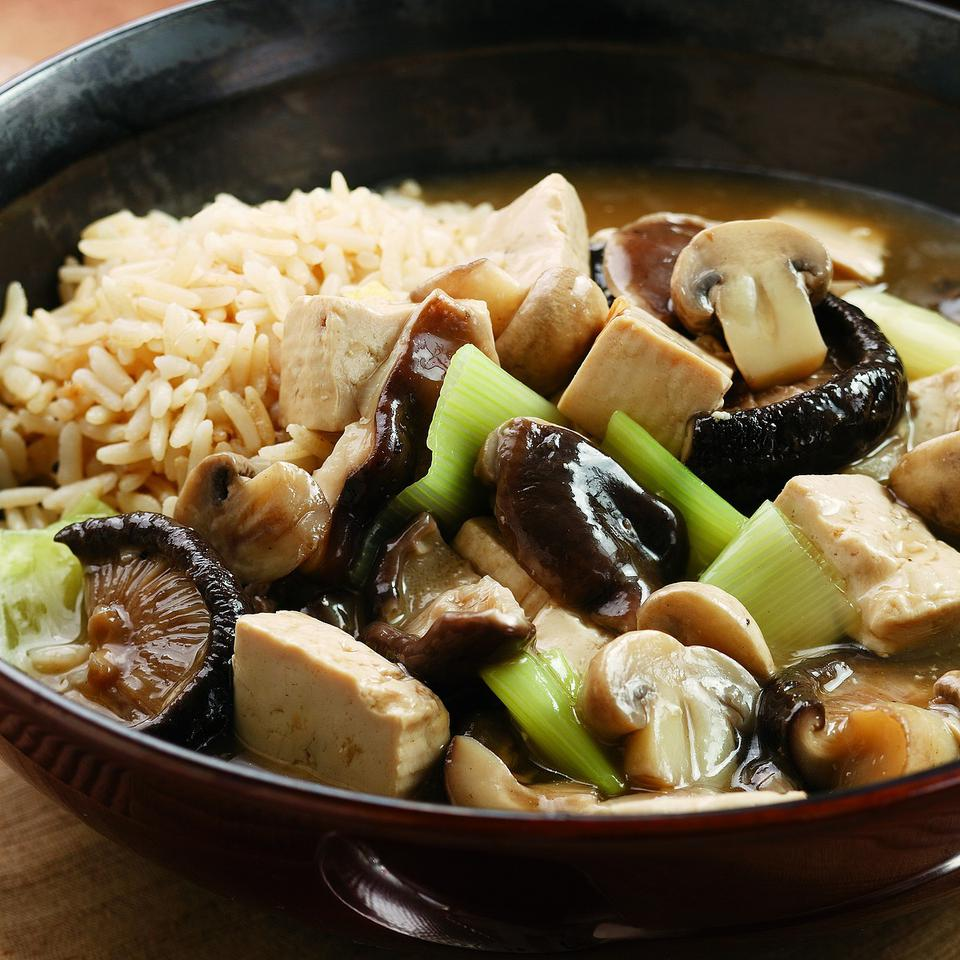 Healthy Chinese Tofu Recipes