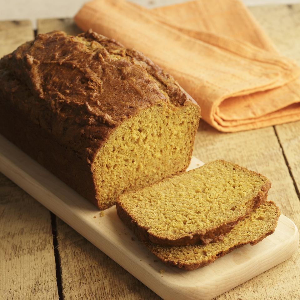 Healthy Pumpkin Bread Recipes