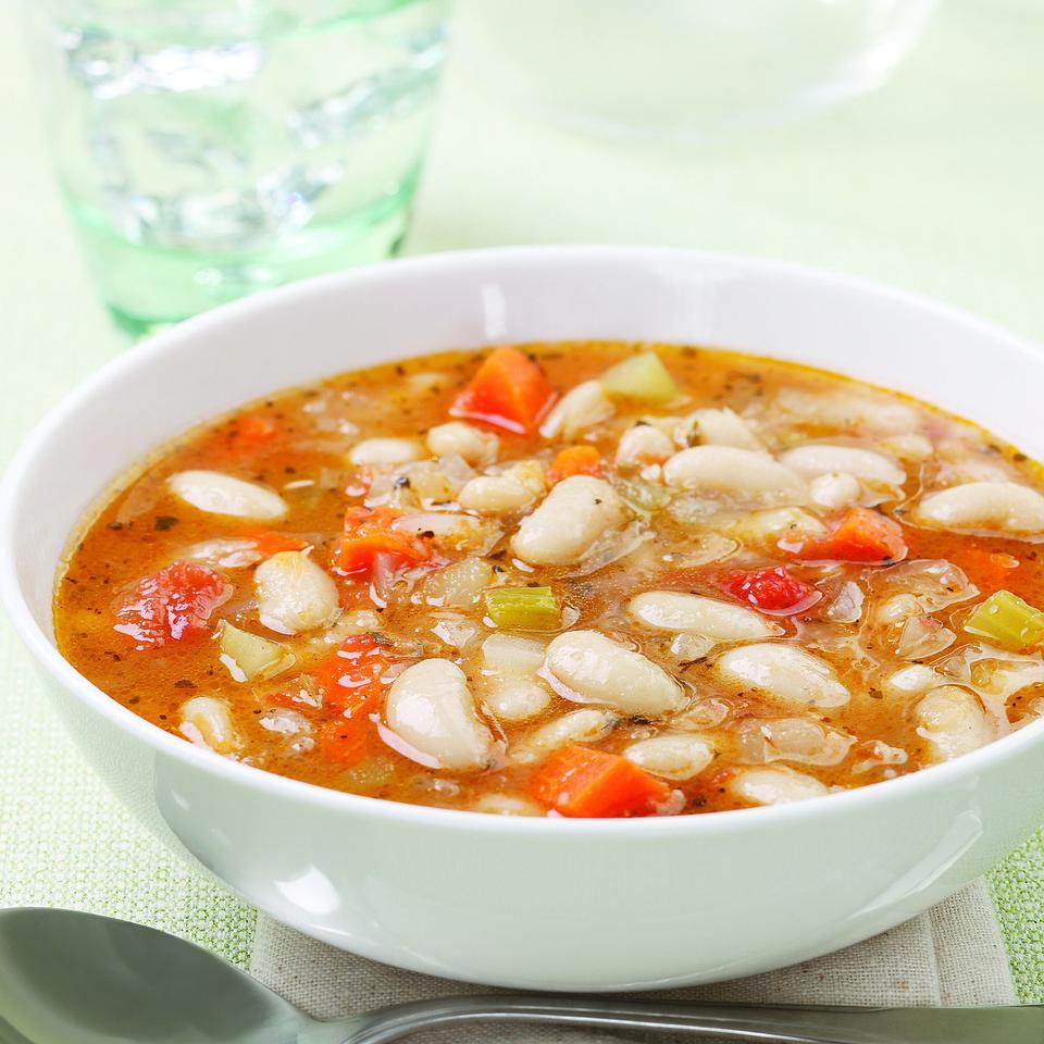 Low-Calorie Soup  for Weight Loss
