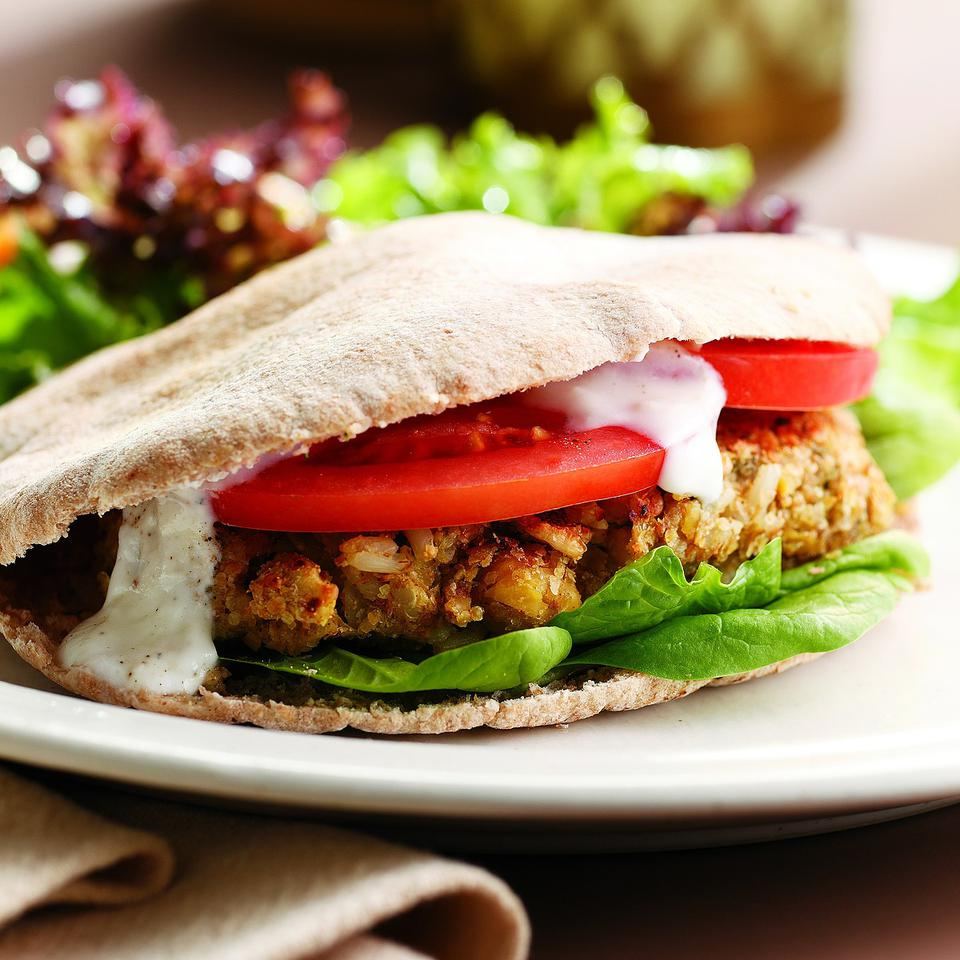 Healthy Pita Bread Recipes