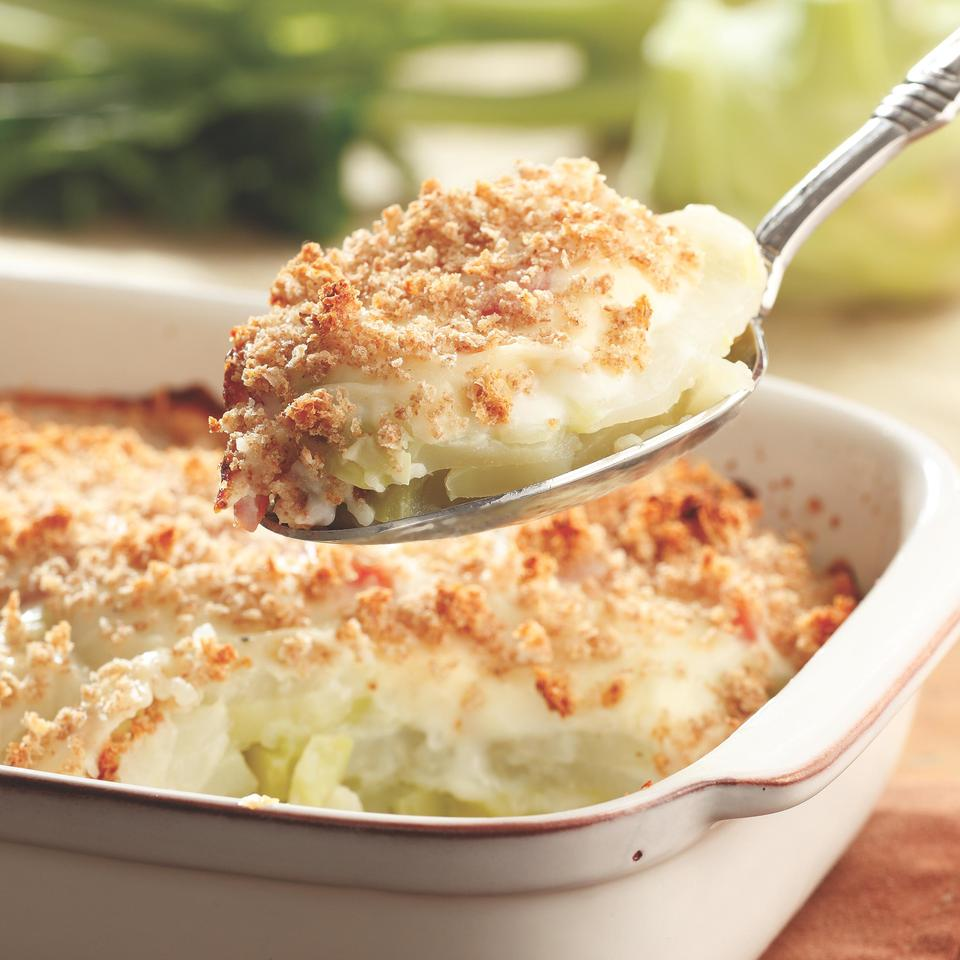 Healthy Gratin Recipes