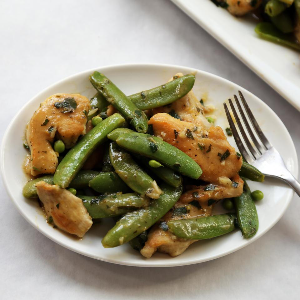 Healthy Snap Pea Recipes
