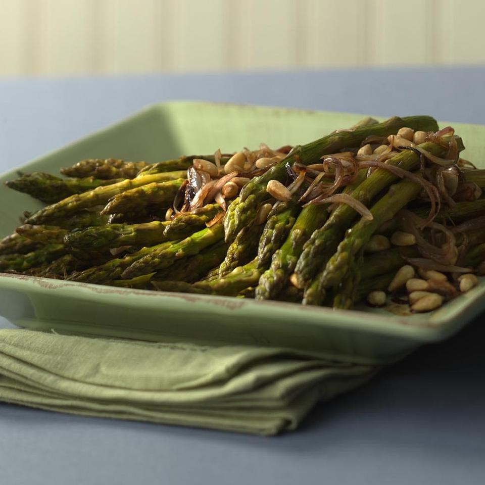 Healthy Roasted Asparagus