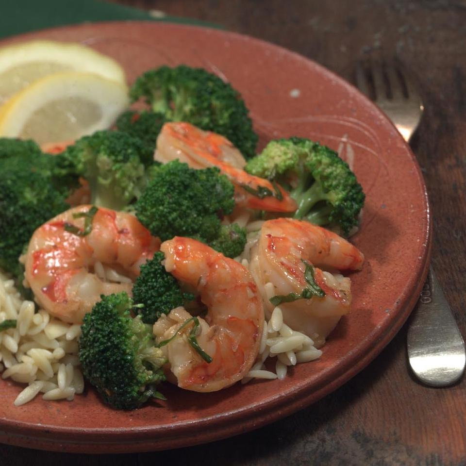 Healthy Chinese Shrimp Recipes