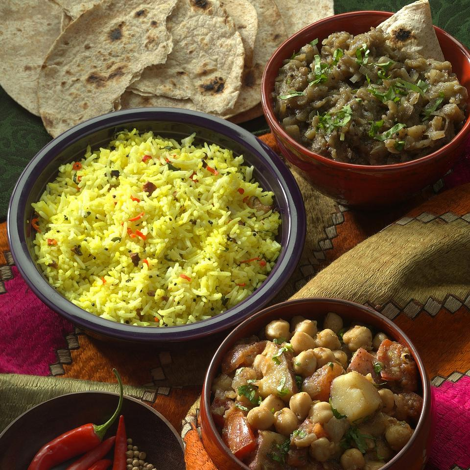 Healthy Rice Side Dish