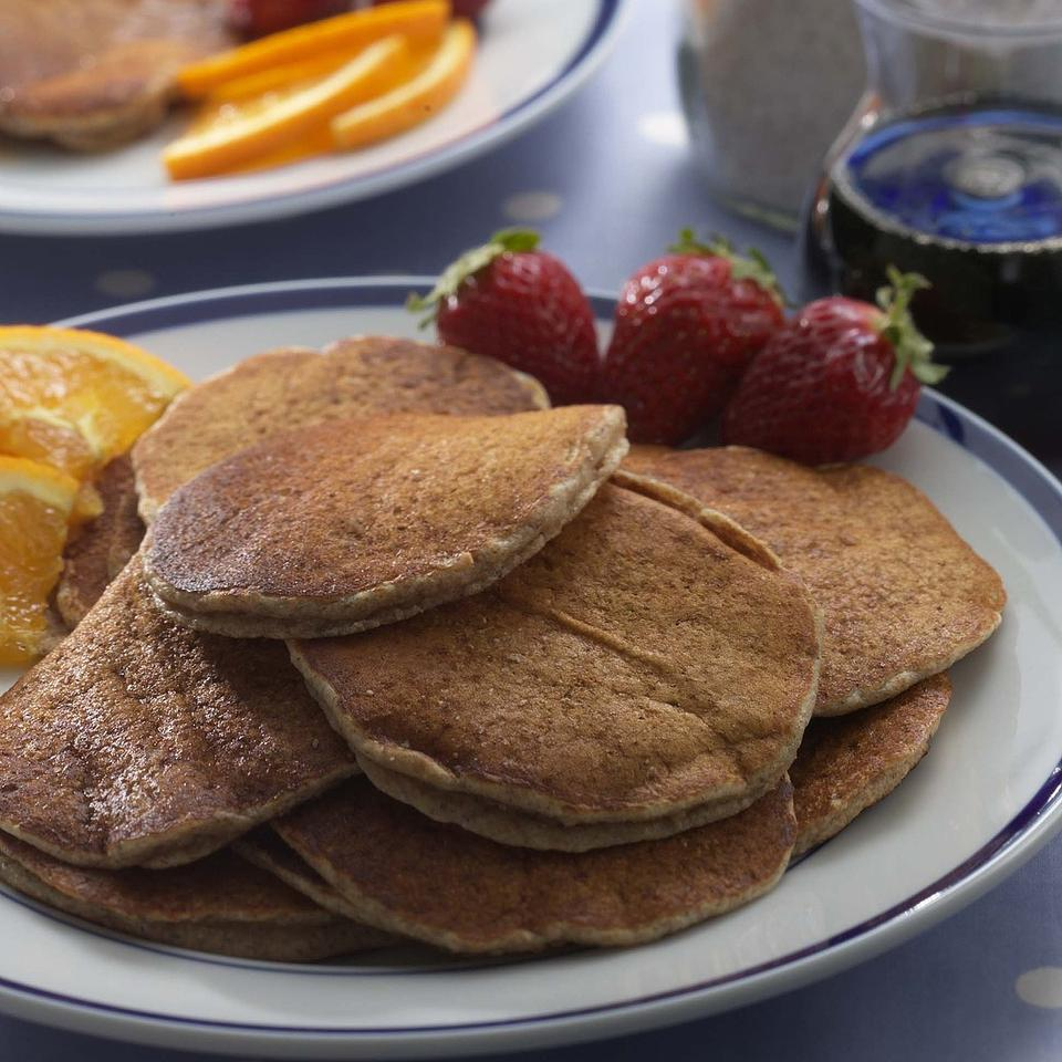 Healthy Multi Grain & Whole Grain Pancakes Recipes
