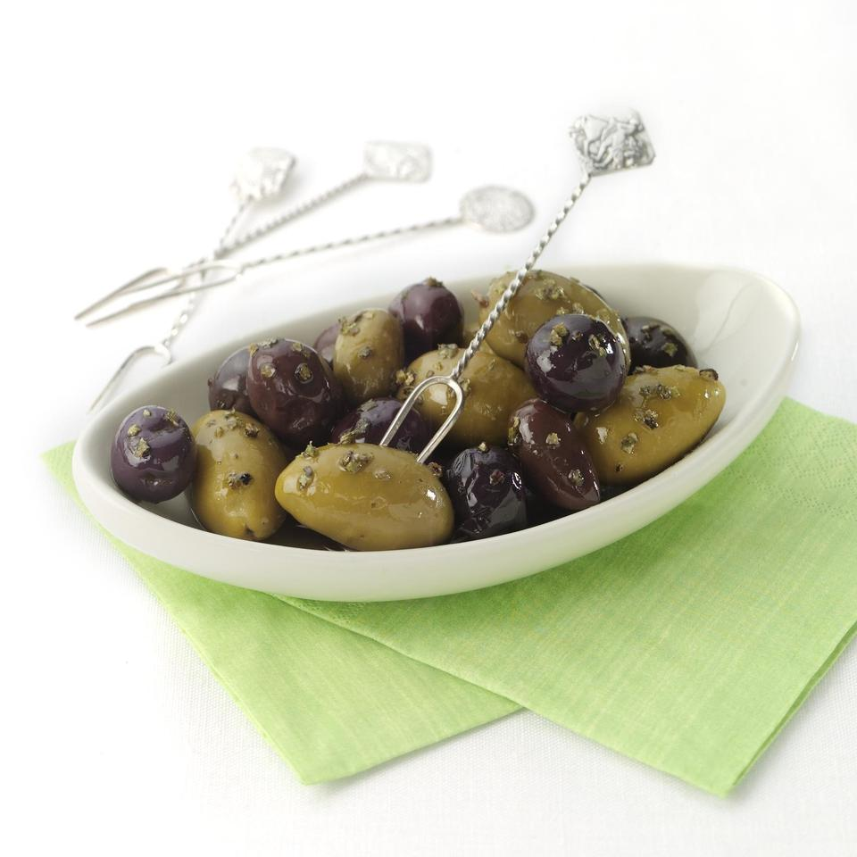 Healthy Olive Appetizer