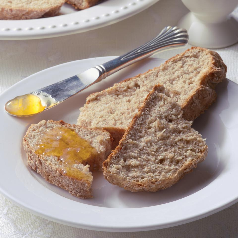 Healthy Irish Soda Bread Recipes