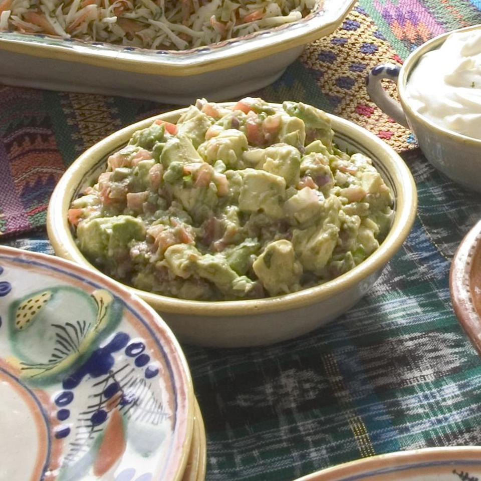 Healthy Guacamole Dip Recipes