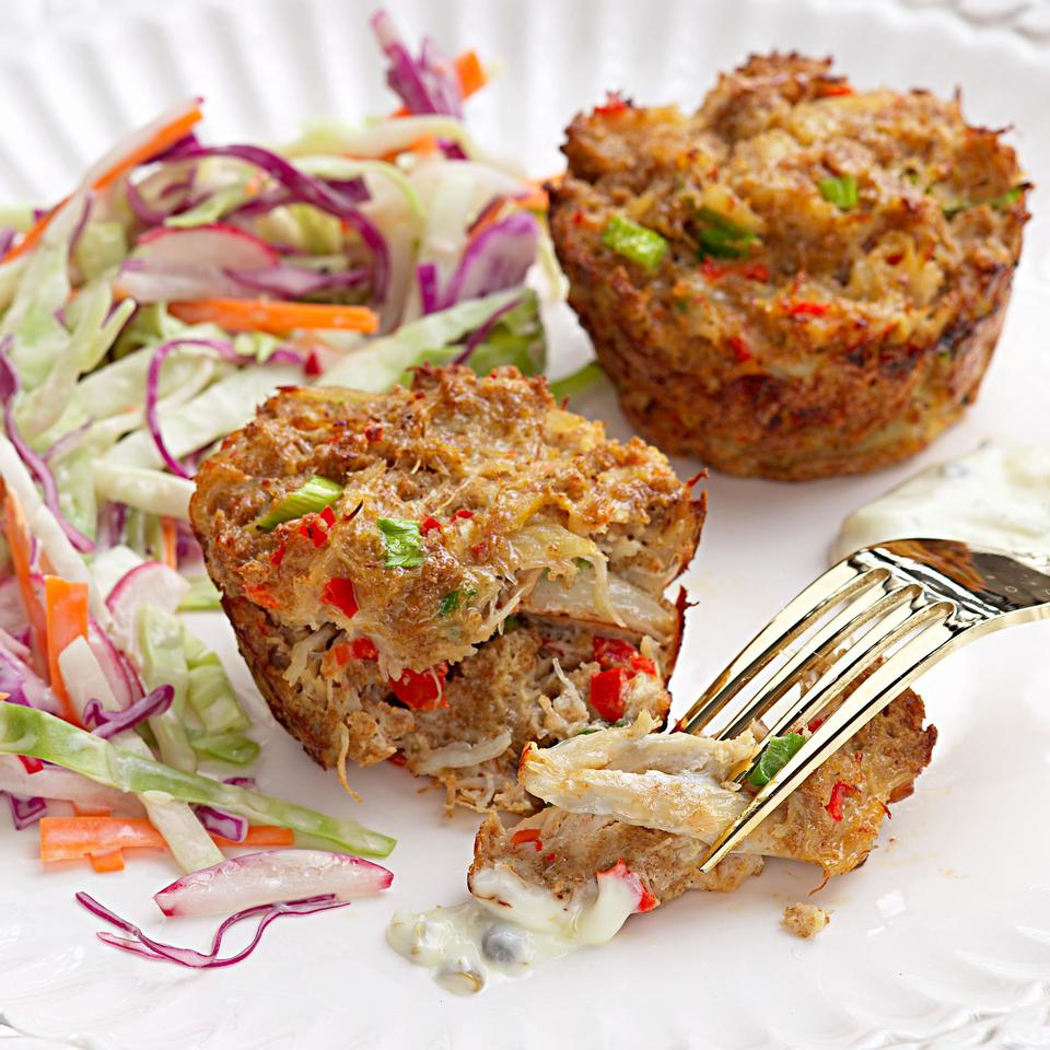 Healthy Crab Appetizer Recipes